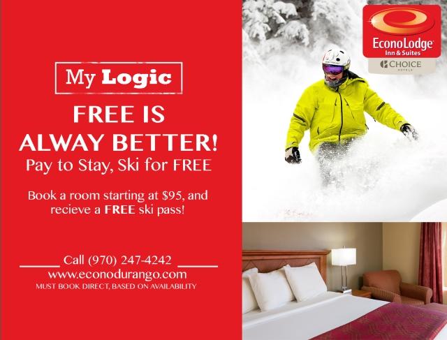 Durango Ski Free