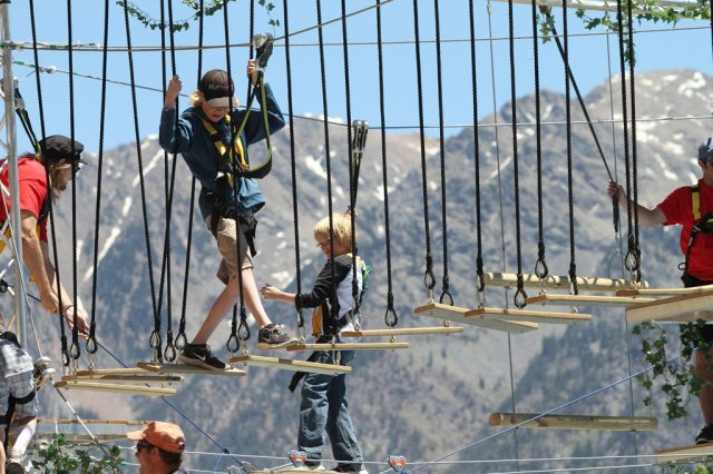 Durango-Purgatory-Resort-Ropes-course