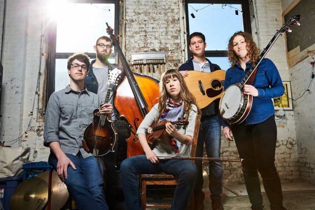 Mile Twelve band Durango Bluegrass Meltdown